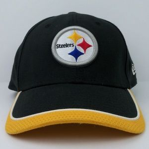 Pittsburgh Steelers New Era 39THIRTY Cap